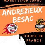 Nationale 1 –   Le BesAC reprendrait bien une coupe